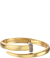 Vince Camuto - Flat Nail Head Hinged Cuff Bracelet