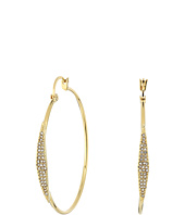 Vince Camuto - Small Pave Hoop Earrings