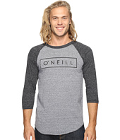O'Neill - Running Raglan Long Sleeve Screens Impression T-Shirt
