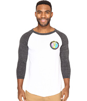 O'Neill - Outbound Raglan Long Sleeve Screens Impression T-Shirt