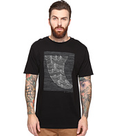 O'Neill - Teller Short Sleeve Screens Impression T-Shirt