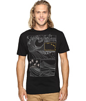O'Neill - Idols Short Sleeve Screens Impression T-Shirt