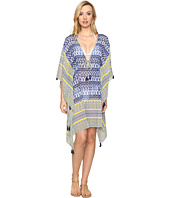 Bleu Rod Beattie - Road to Morocco Caftan Cover-Up