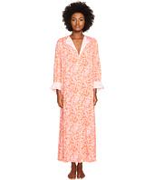 Oscar de la Renta Pink Label - Print Caftan