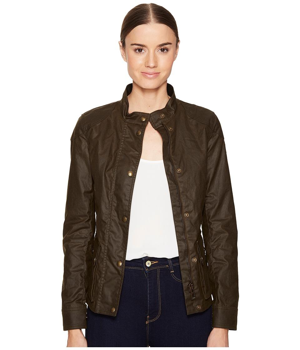 BELSTAFF - Longham Signature 6 oz. Wax Cotton Jacket