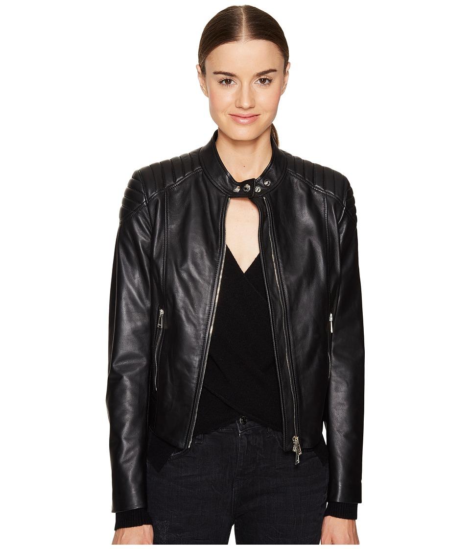 BELSTAFF - Mollison Luxe Lightweight Napa Leather Jacket