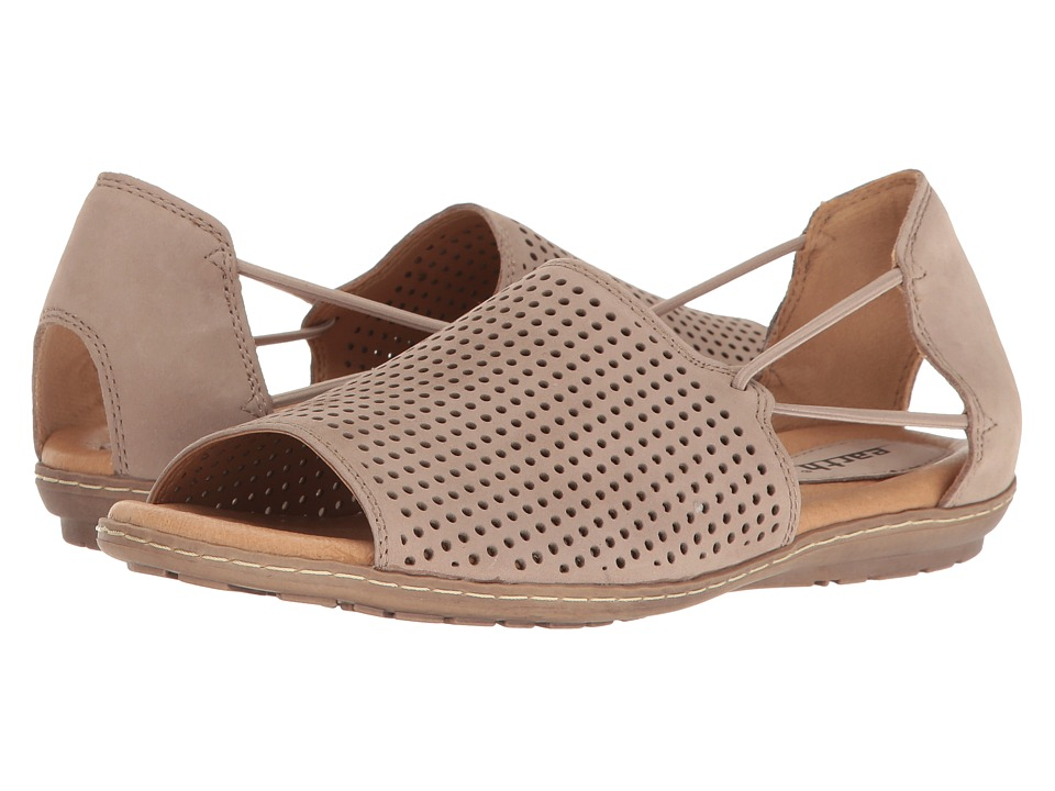 Earth Shelly (Taupe Soft Buck) Women's Shoes