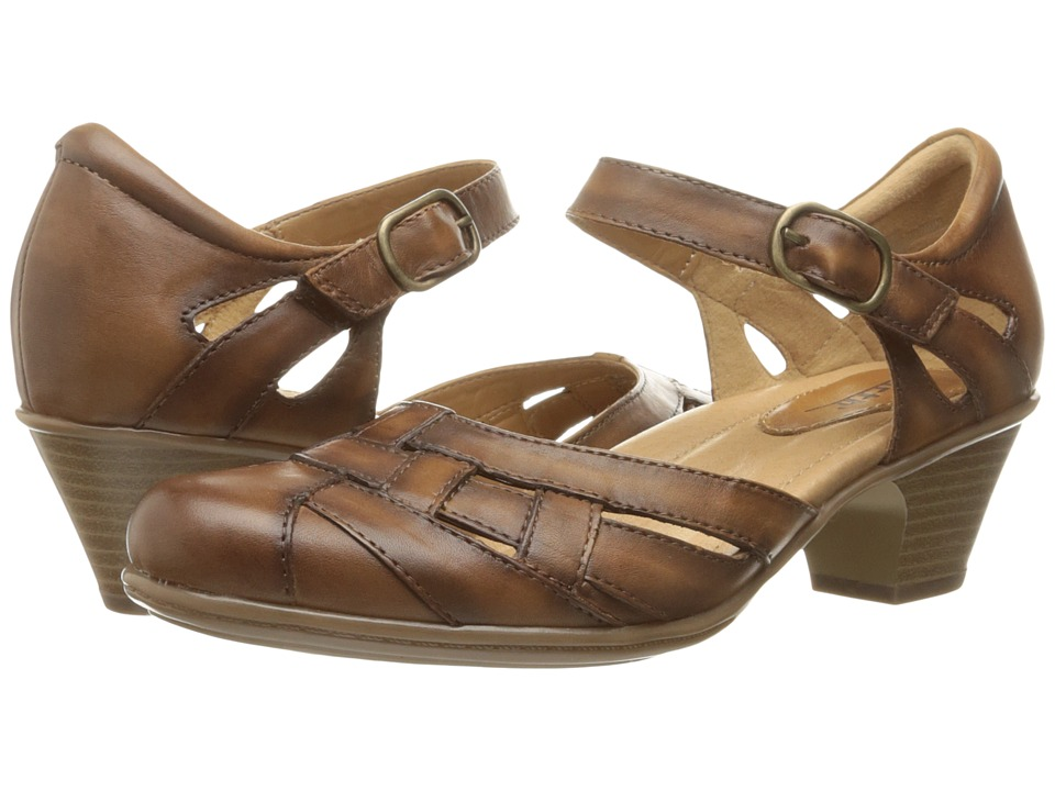 Earth Lynx (Sand Brown Soft Leather) Women