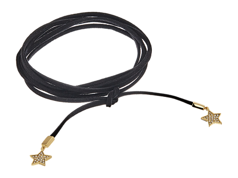 Rebecca Minkoff - Star Leather Wrap Choker/Wrap Bracelet