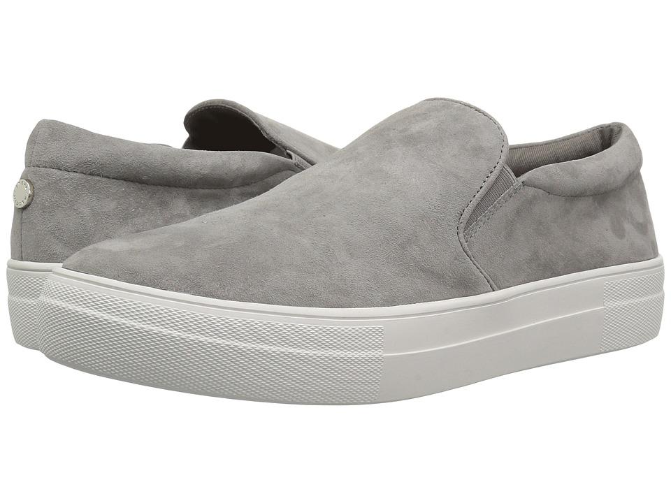 Steve Madden Gills Sneaker (Grey Suede) Women's Shoes