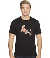 Robert Graham - Stripe Tiger T-Shirt