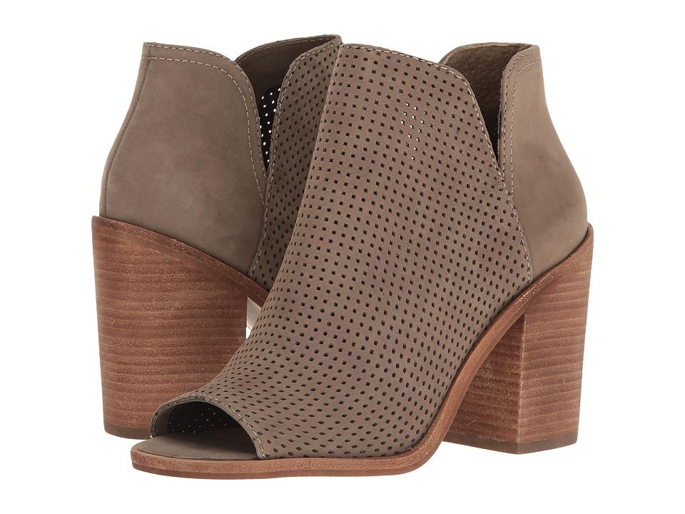 Steve Madden-Tala  (Olive Nubuck) Womens Shoes