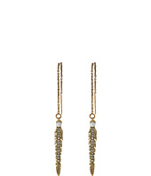 Rebecca Minkoff - Feather Threader Earrings