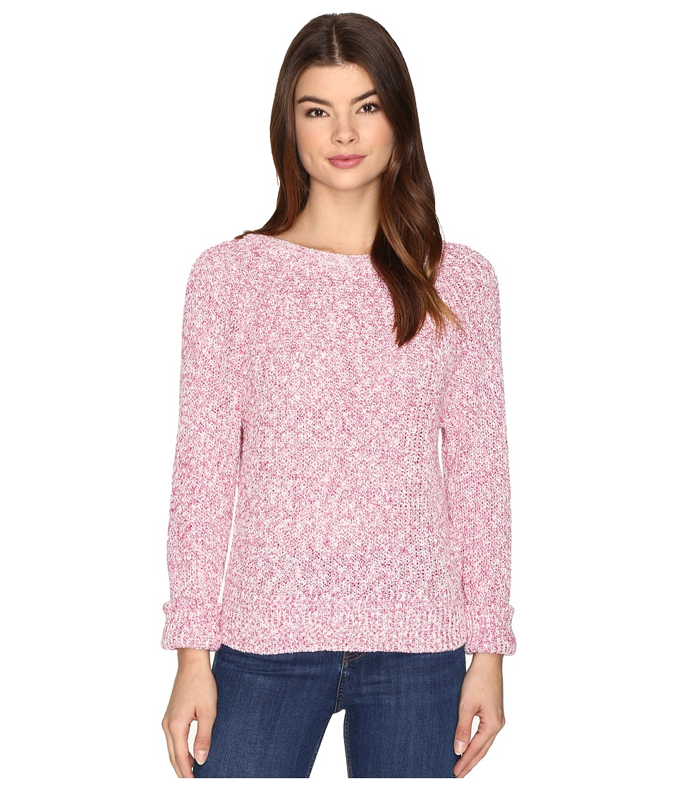 Free People Electric City Pullover Sweater (Pink) Women