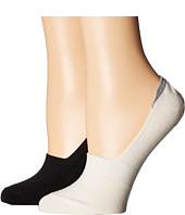 UGG - Merino No Show Socks 2-Pack