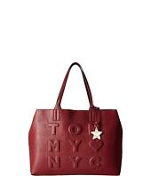 Tommy Hilfiger - Logo Story Tote Debossed