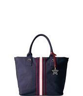 Tommy Hilfiger - Canvas w/ Web Stripe Tote Canvas