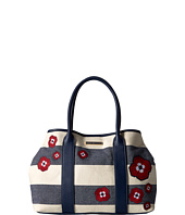 Tommy Hilfiger - Aurora Tote Floral Woven Rugby