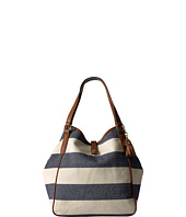 Tommy Hilfiger - Hazel Tote Woven Rugby Canvas