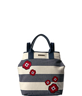 Tommy Hilfiger - Aurora Backpack Floral Woven Rugby
