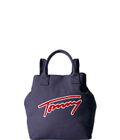 Tommy Hilfiger - Aurora Backpack Canvas w/ Terry Cloth