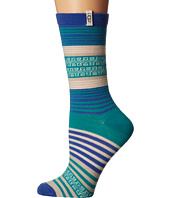 UGG - Merino Wool Stripe Crew Socks