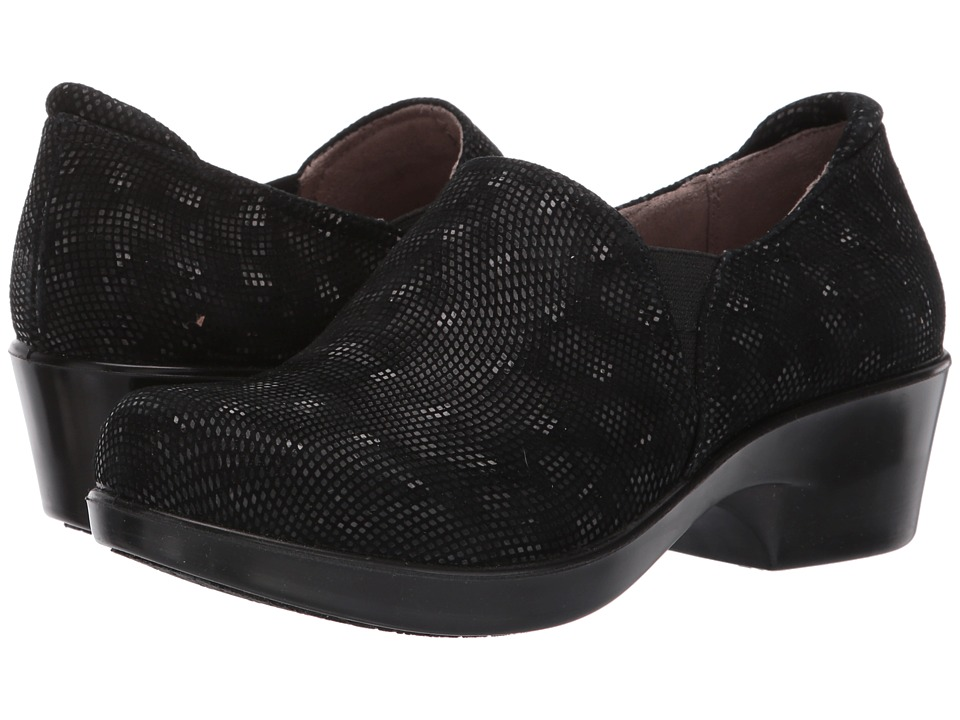 Naturalizer Freeda (Black 3D Suede) Women