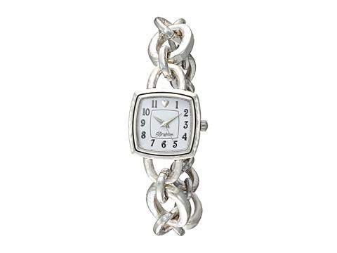 Brighton Mercer Timepiece - Silver