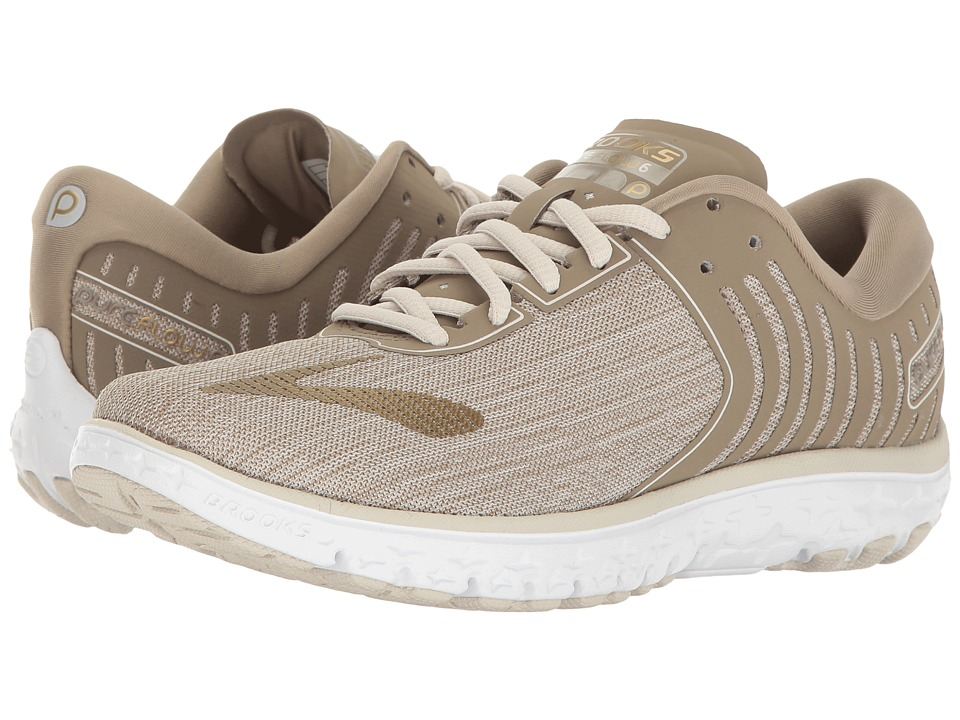 Brooks PureFlow 6 (Heather/Roasted Cashew/Crocodile) Women
