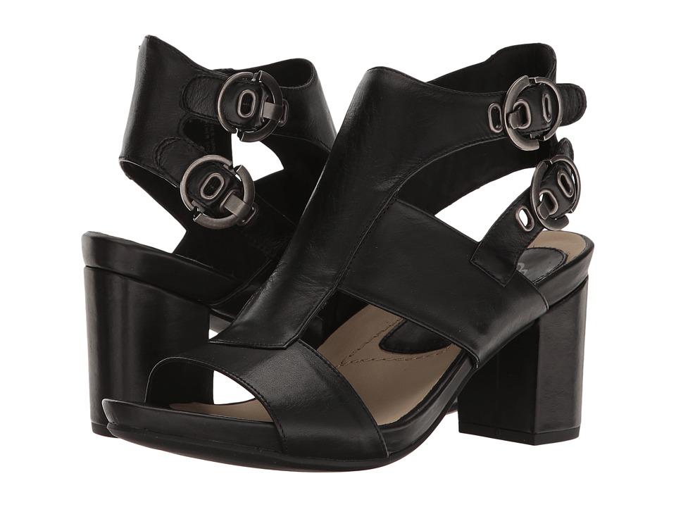 Earth Marino Earthies (Black Soft Leather) Women