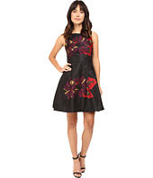 Taylor - Mikado Fit & Flare Dress