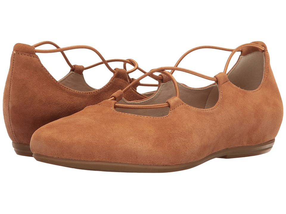 Earth Essen Earthies (Cognac Suede) Women