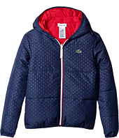 Lacoste Kids - Reversible Jacket (Little Kids/Big Kids)