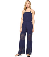 BECCA by Rebecca Virtue - Prairie Rose Jumpsuit Cover-Up