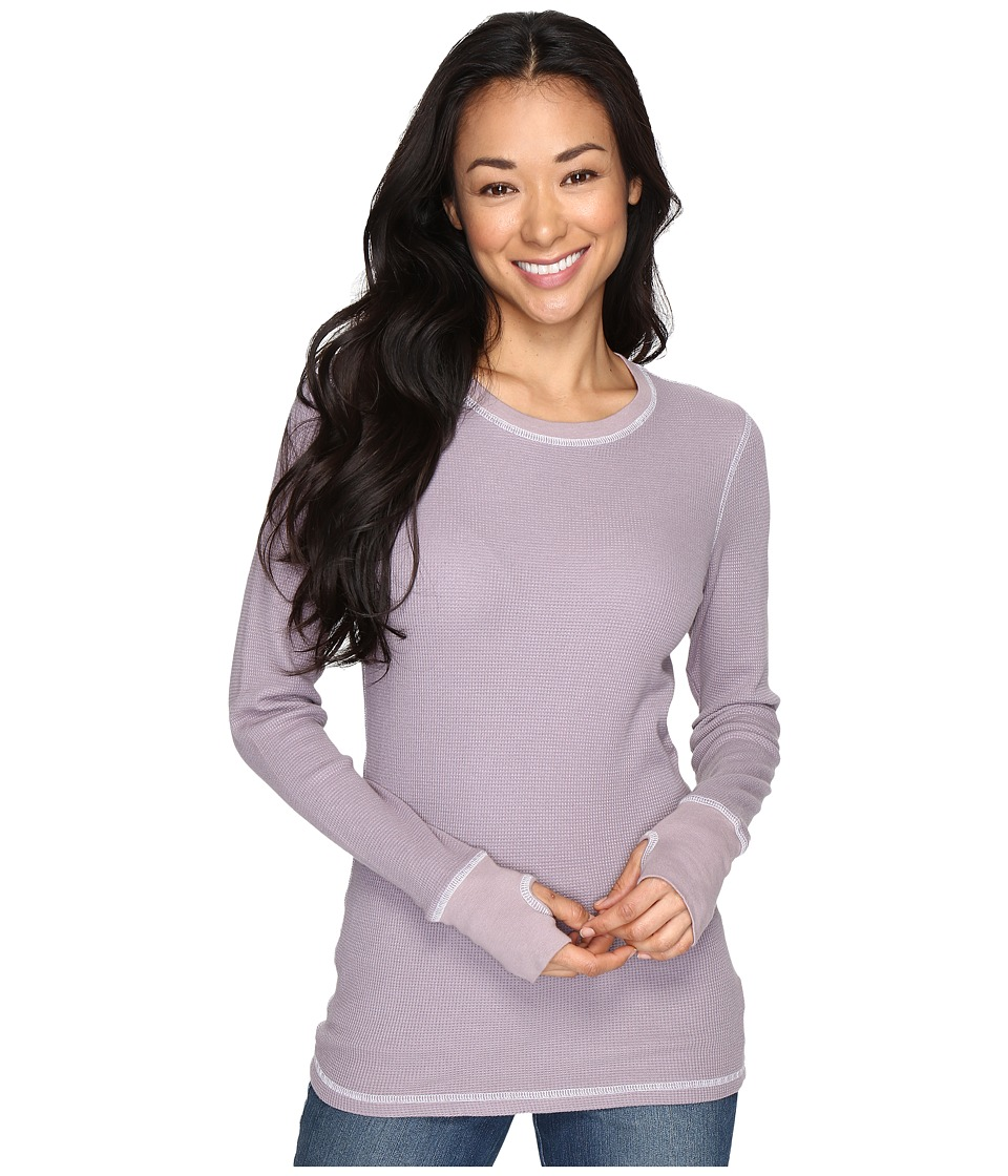 Allen Allen L/S Thumbhole Tee (Earth) Women