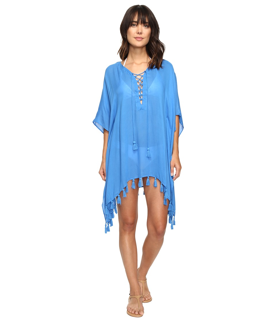 BECCA by Rebecca Virtue - Wanderer Poncho Cover-Up