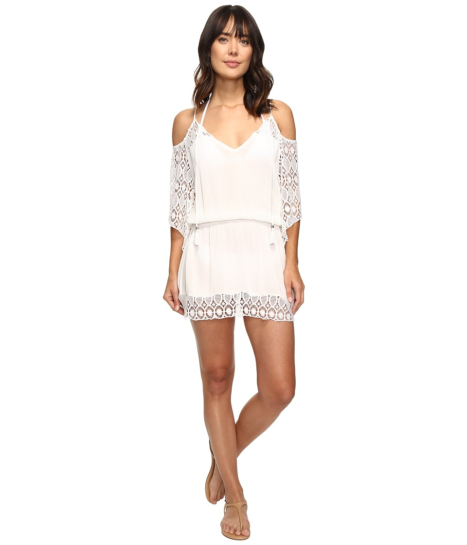 BECCA by Rebecca Virtue - Poetic Cold Shoulder Dress Cover-Up