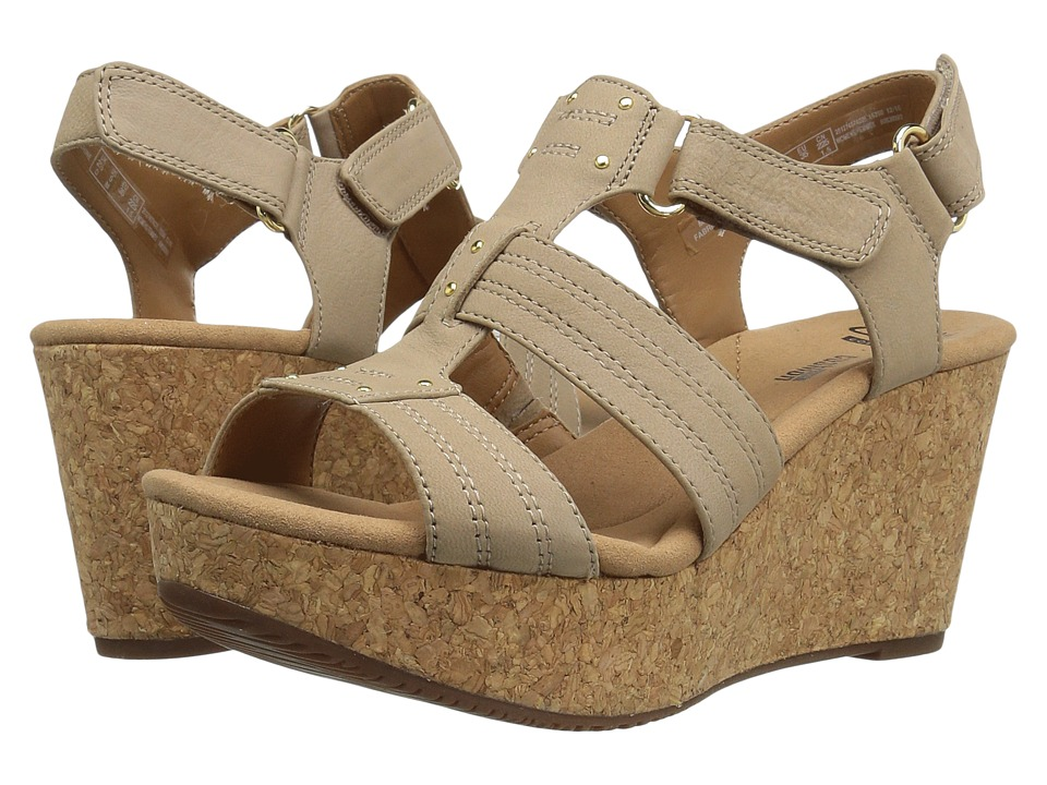 Clarks Annadel Orchid (Sand) Women