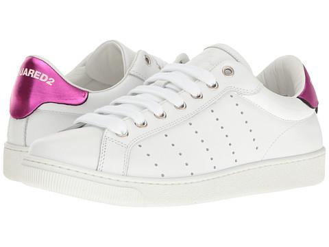 DSQUARED2 White Sneaker