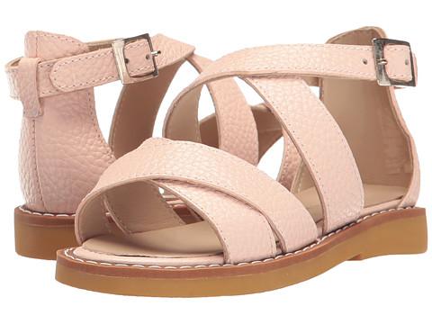 Elephantito Cecil Crossed Sandal (Toddler/Little Kid/Big Kid) - Pink