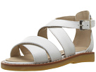 Elephantito Cecil Crossed Sandal (Toddler/Little Kid/Big Kid)