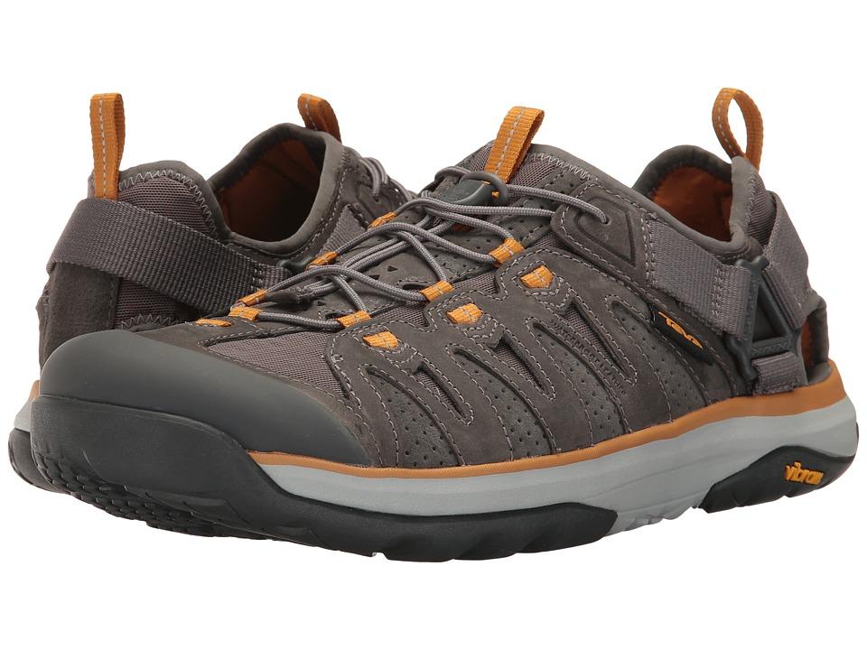 Teva - Terra-Float Active Lace (Charcoal Grey) Mens Shoes