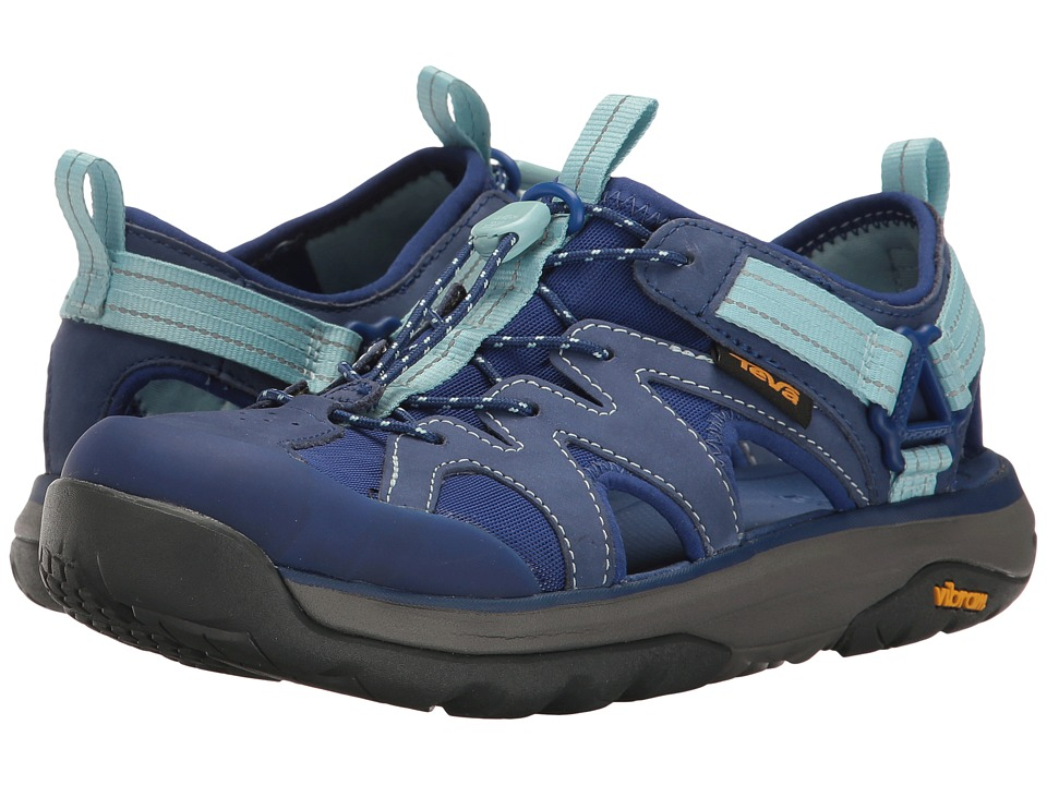 Teva Terra-Float Active Lace (Blue) Women