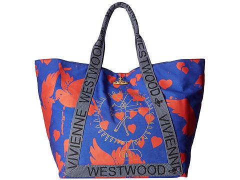 Vivienne Westwood Africa Siva Yoga Shopper