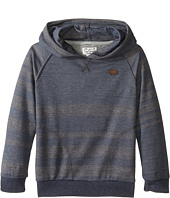 Lucky Brand Kids - Striped Ombre Hoodie (Toddler)