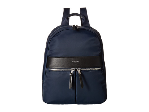 KNOMO London Mayfair Mini Beauchamp Backpack - Navy