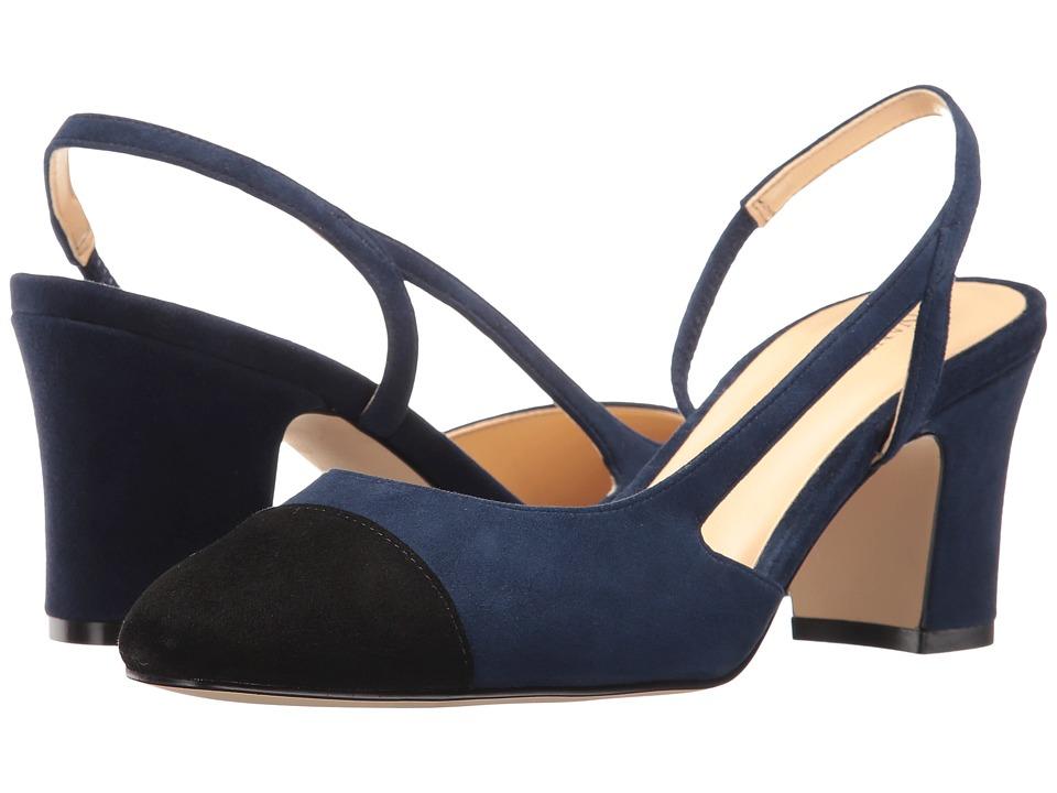 Ivanka Trump Liah (Navy/Black) High Heels