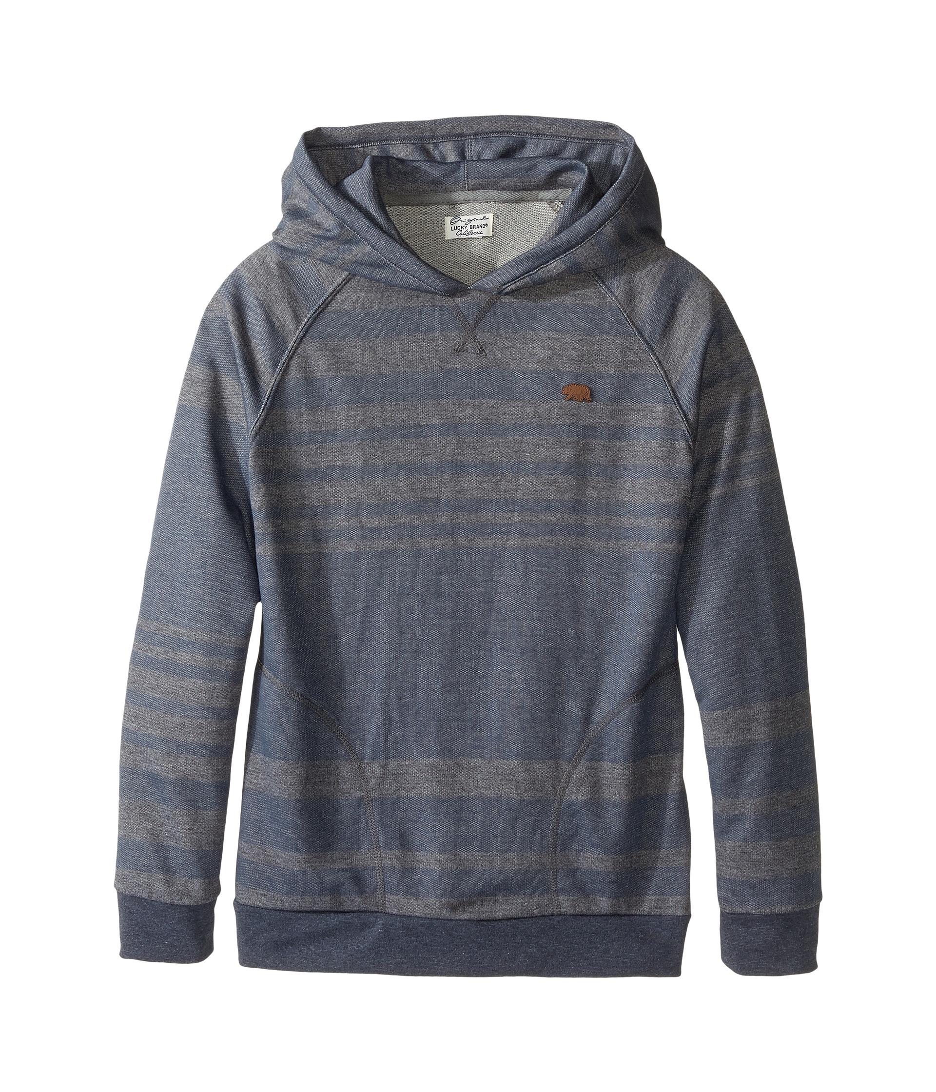 Lucky brand hoodies