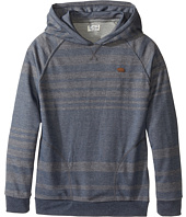 Lucky Brand Kids - Striped Ombre Hoodie (Big Kids)