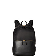 KNOMO London - Mayfair Mount Backpack w/ Leather Pocket